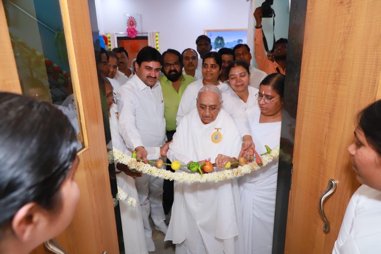 Photo of *परमपिता परमात्म्याने दिलेले ज्ञान अविनाशी–*  *राज योगिनी ब्रह्मकुमारी डॉ. रतन मोहिनी दादी*