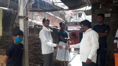 Photo of शहरातील प्रत्येक नागरिकांनी आरोग्य तपासणीला प्रतिसाद द्यावा रामप्रसाद कदम