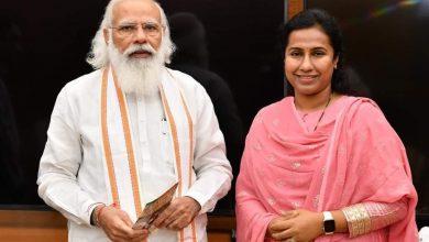 Photo of *आमदार मेघना बोर्डीकर यांनी घातले थेट पंतप्रधान मोदींना परभणी विकासाचे साकडे!* ▪️परभणी जिल्ह्याच्या विकासासाठी दिल्लीत विविध मंत्र्यांच्या भेटी ▪️